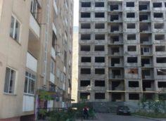 Еще шесть домов накренились в Алматы
