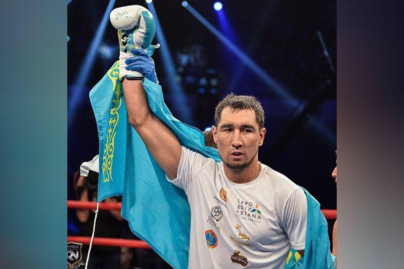 Айдос Ербосынулы успешно защитил второстепенные титулы WBO Global, WBC Asia и WBA International