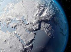 Японский ученый прогнозирует Ледниковый период на Земле