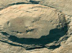 На Землю обрушился метеоритный дождь 800 миллионов лет назад