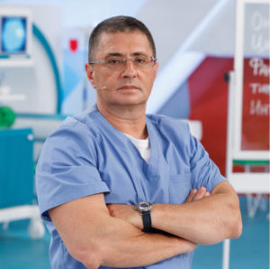 Доктор Мясников про коронавирус
