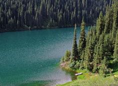 Кольсайские озера закрыли для посетителей