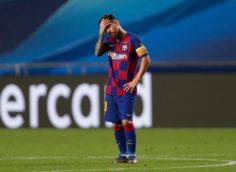 «Бавария» разгромила «Барселону» со счётом 8:2 и вышла в полуфинал Лиги чемпионов