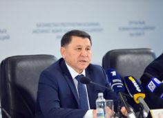 Постановление Санврача Алматинской области Бекшина №23 от 02 августа 2020 года