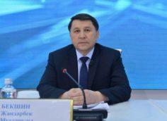 Постановление №24 Санврача Алматинской области Бекшина от 5 августа 2020 года