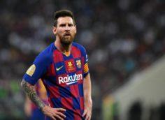 «Барселона» подтвердила, что Месси хочет незамедлительно покинуть клуб