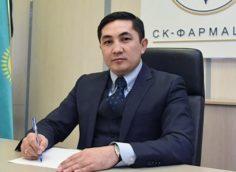 Задержан бывший Председатель Правления ТОО «СК-Фармация» Берик Шарип