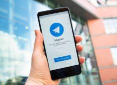 В Телеграм появились видеозвонки
