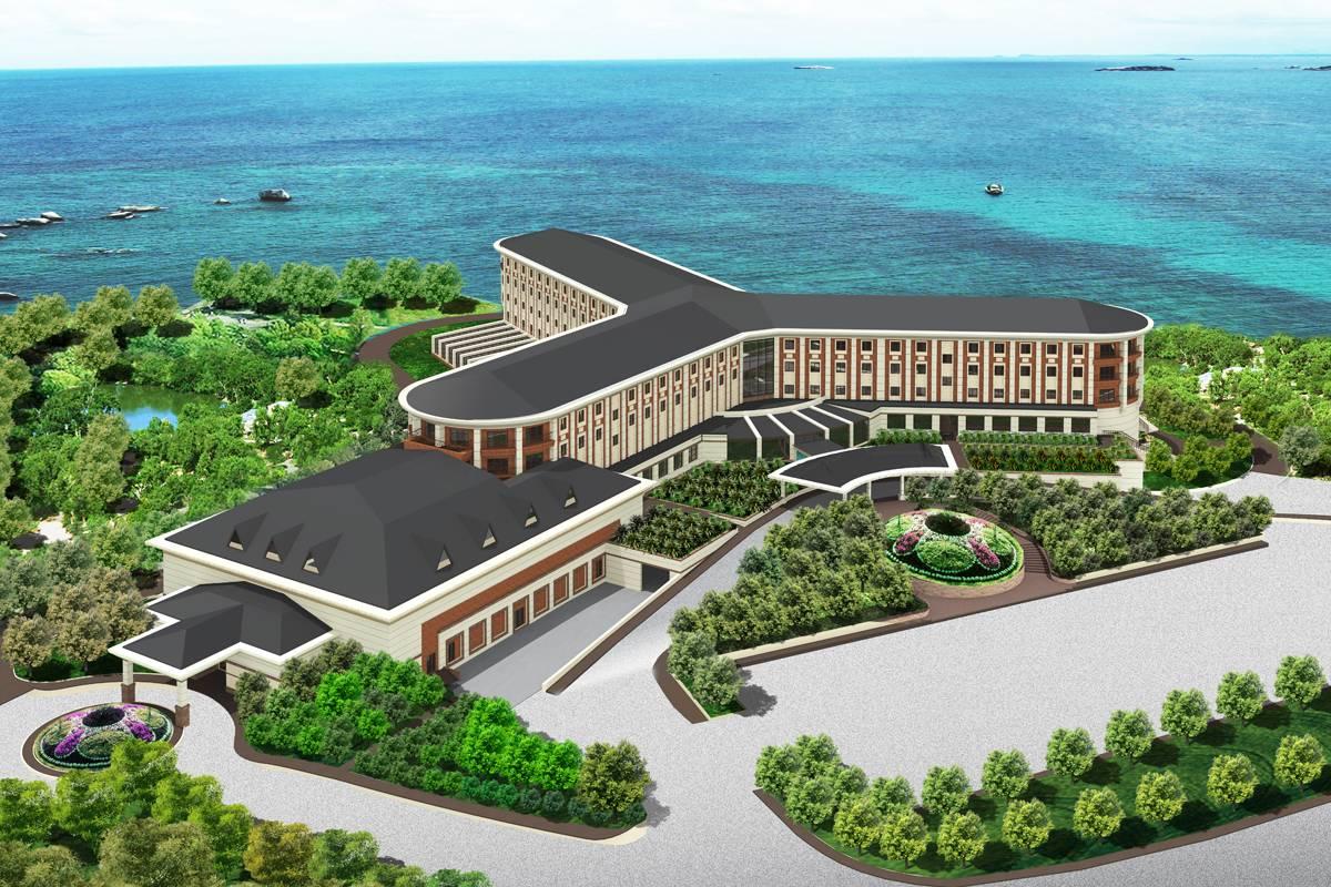 Rixos Borovoe Hotel