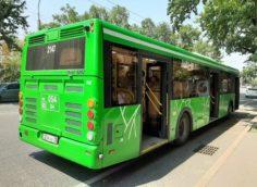 Бесплатный интернет запустят в общественном транспорте Алматы