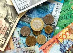 Курс доллара продолжает расти