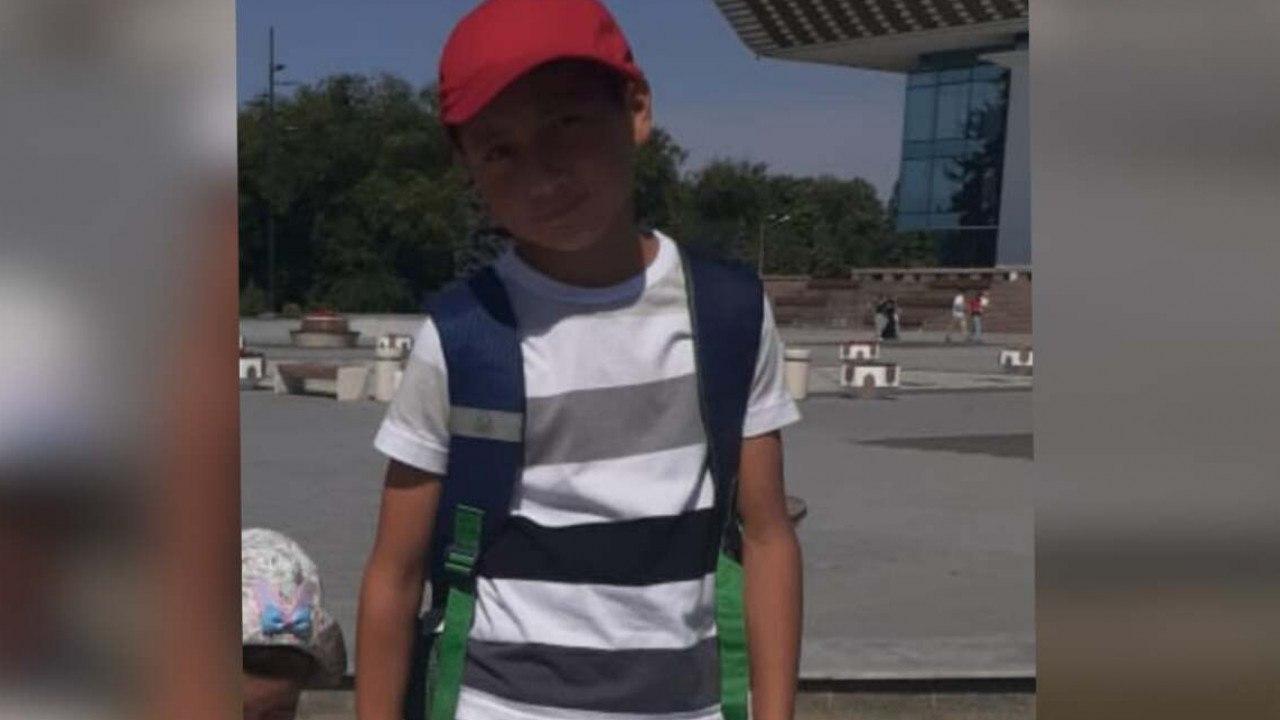 Продолжаются поиски пропавшего в Алматы 9-летнего мальчика