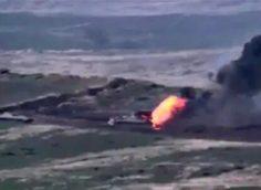 Военный конфликт в Нагорном Карабахе, коротко на 1 октября
