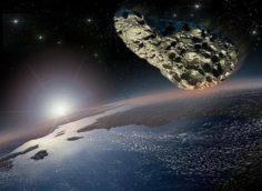 Астероид летит со скоростью более 25 000 миль в час и может столкнуться с Землей 2 ноября
