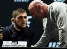 Глава UFC Дэйна Уайт допускает возвращение Хабиба в октагон