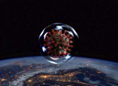 Ученые из Европы обнаружили новый вид коронавируса