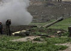 Военный конфликт в Нагорном Карабахе на 2 ноября, коротко о главном