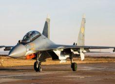 Первые Су-30СМ прибыли в Караганду