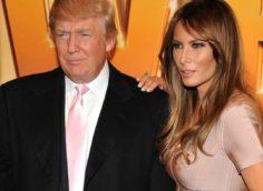 Жена Дональда Трампа Меланья собирается подать на развод