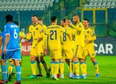 Чемпионате Мира 2022, Казахстан в группе D