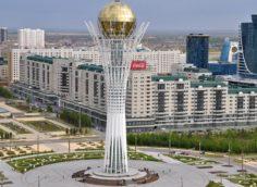 Политические партии в Казахстане, сколько партий существует в стране?