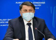 Постановление главного санврача Алматы Бекшина от 16 марта 2021