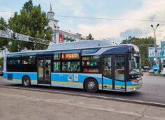 В выходные дни общественный транспорт не будет работать в Алматы