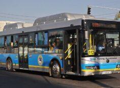 Водителям автобусов в Алматы поручили высаживать пассажиров без масок