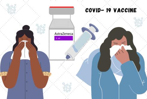 Вакцину от коронавируса AstraZeneca переименовали