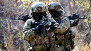 Подготовка войск с учетом новых современных угроз