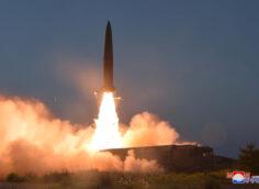 КНДР в выходные провела пуски ракет малой дальности — The Washington Post