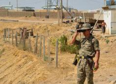 Два человека ранены в ходе перестрелки на границе Таджикистана и Кыргызстана