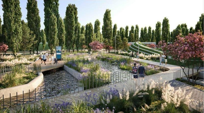 В Алматы появятся новые парки