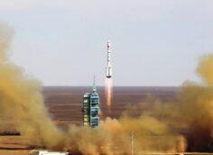 Китай вывел на орбиту базовый модуль национальной космической станции