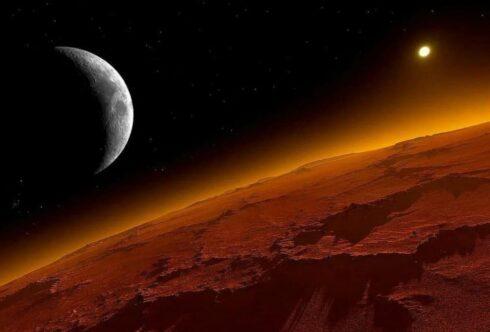 В NASA заявили о первом получении кислорода на Марсе