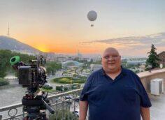 В Грузии на съёмках фильма скончался известный казахстанский актер Фархат Абдраимов