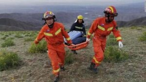В Китае во время марафона погиб 21 спортсмен