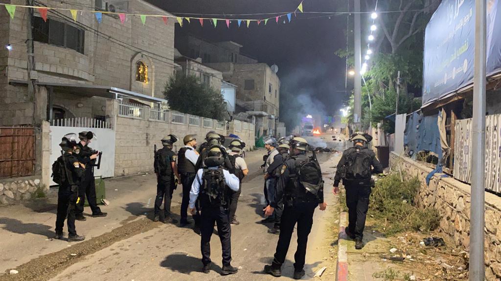 Очередной виток конфликта между Палестиной и Израилем
