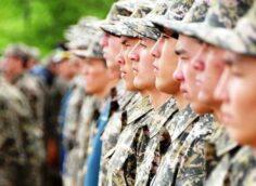 В Алматинской области из воинской части сбежал солдат