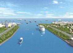 Турция начинает строить канал Стамбул