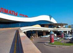 В аэропорту и на вокзалах Алматы ужесточат карантин