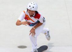 В новой дисциплине на Олимпийских играх победила японка