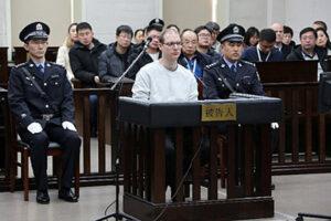 Китай приговорил к смертной казни канадца Шелленберга