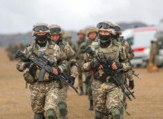 В Вооруженных силах Казахстана приступили к реализации Послания Президента