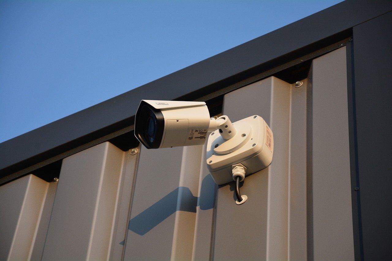 Камера видеонаблюдения, фото: pixabay.com
