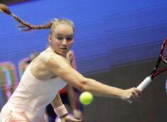 Рыбакина впервые в карьере сыграет в финале BNP Paribas Open